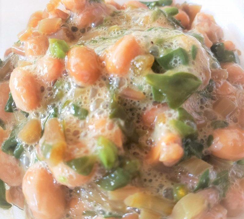 スベリヒユ納豆